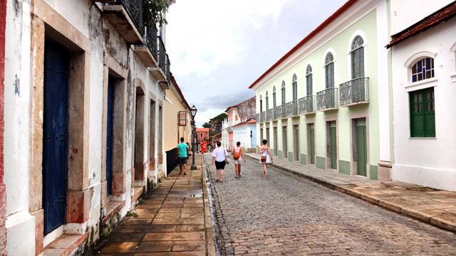 Centro Histórico de São Luís, Maranhão (Foto: Esse Mundo É Nosso)