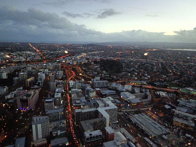 O que fazer em Auckland - Sky Tower (Foto: Esse Mundo É Nosso)