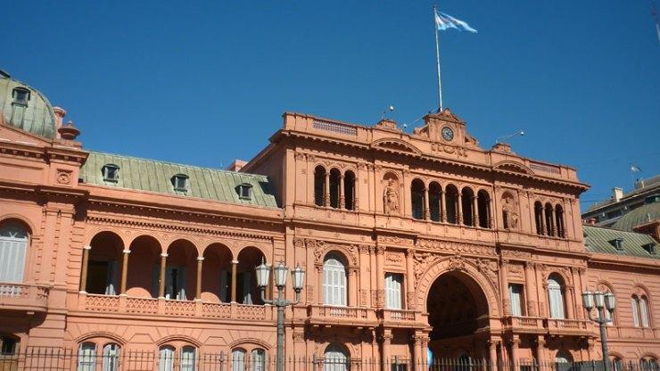 Casa Rosada - Buenos Aires a pé (Foto: Esse Mundo É Nosso)