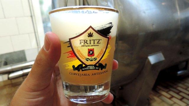 Cervejaria Fritz, Monte Verde (Foto: Esse Mundo É Nosso)