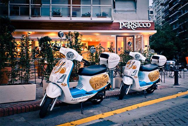Sorveteria em Buenos Aires: Persicco (Foto: Divulgação)