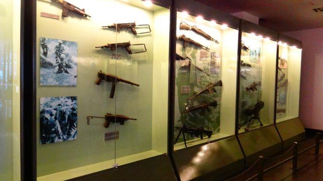 War Remnants Museum em Ho Chi Minh, Vietnã (Foto: Esse Mundo É Nosso)