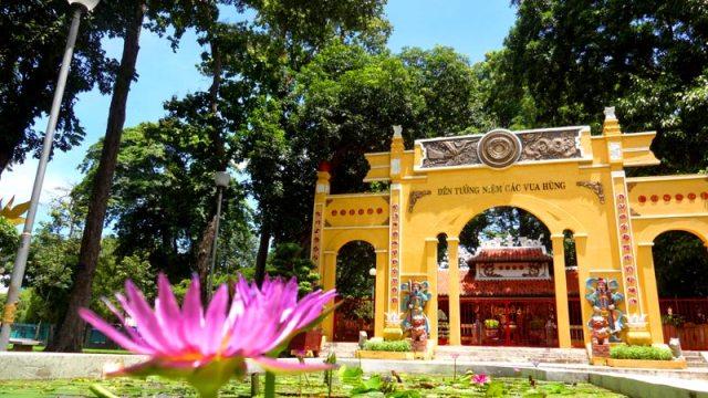Cong Vien Van em Ho Chi Minh, Vietnã (Foto: Esse Mundo É Nosso)