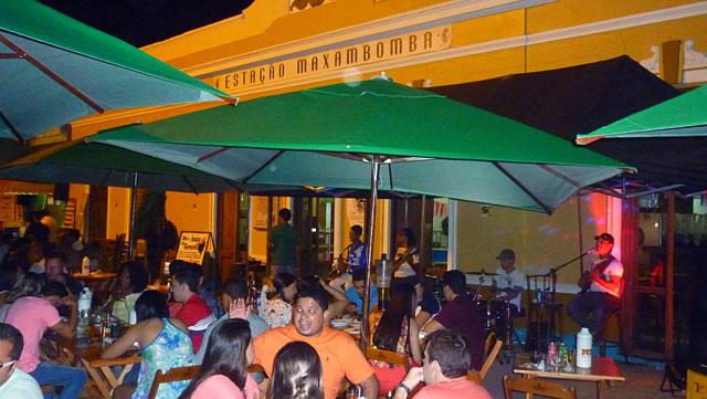Onde Comer em Olinda: Estação Maxambomba (Foto: Esse Mundo É Nosso)