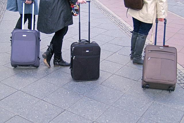 Bagagem de Mão (Foto: Dirk Ingo Franke/Wikimedia Commons)