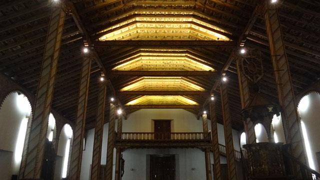 O que fazer em Assunção: Igreja San Buenaventura em Yaguarón (Foto: Esse Mundo É Nosso)