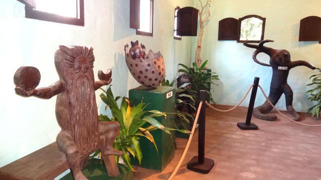 O que fazer em Assunção: Museo Mitológico Ramón Elías (Foto: Esse Mundo É Nosso)