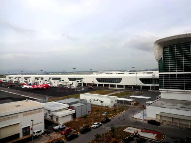 Novo terminal KLI2 em Kuala Lumpur (Foto: Esse Mundo É Nosso)
