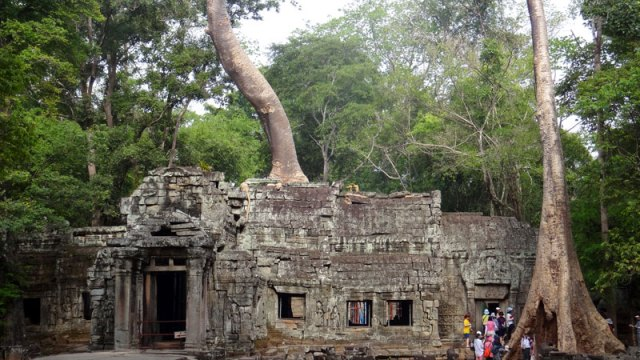 Angkor, Camboja (Foto: Esse Mundo É Nosso)