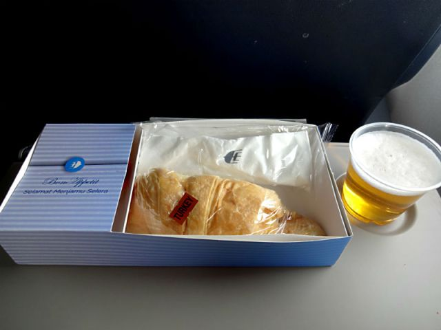 Como é voar Malaysia Airlines (Foto: Esse Mundo É Nosso)