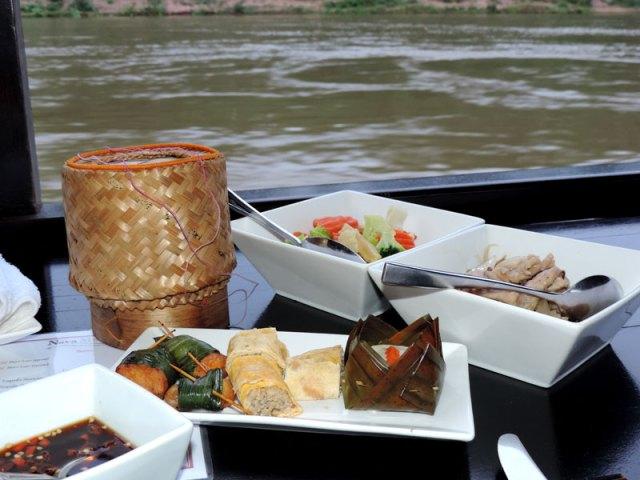Nava Mekong em Luang Prabang, Laos (Foto: Esse Mundo É Nosso)
