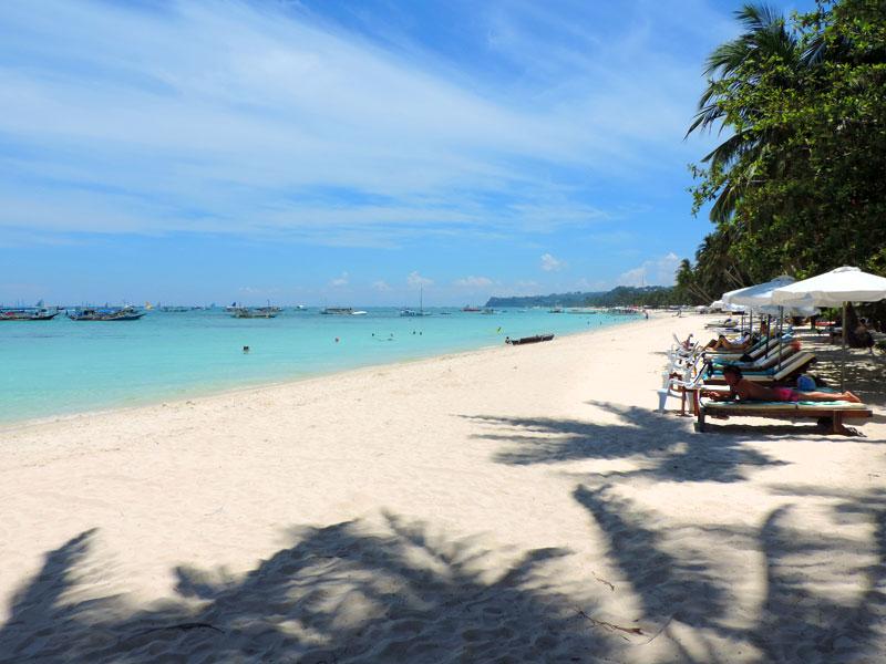 Como escolher um hotel em Boracay: Boat Station 3 (Foto: Esse Mundo É Nosso)