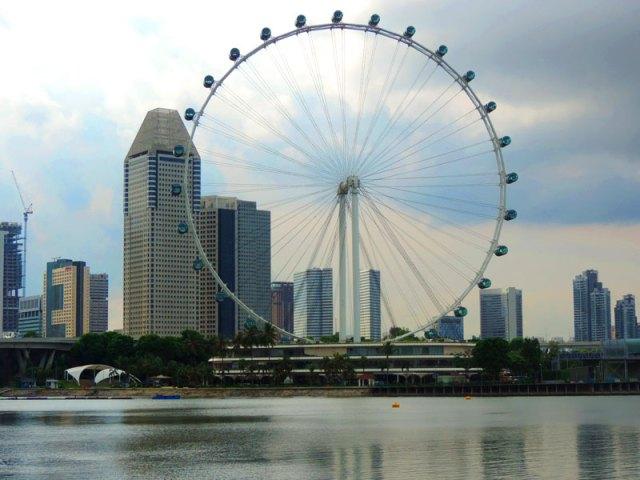 Singapore Flyer (Foto: Esse Mundo É Nosso)