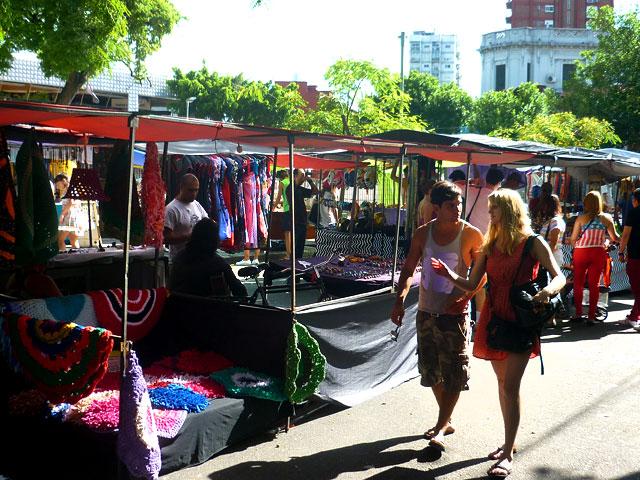 Feira em Palermo - Dicas de Buenos Aires (Foto: Esse Mundo É Nosso)