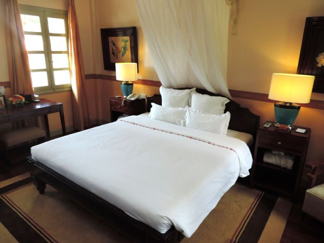 Onde ficar em Luang Prabang: Villa Maly (Foto: Esse Mundo É Nosso)