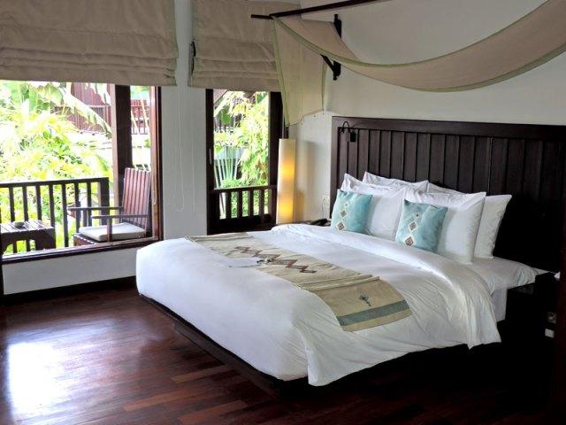 Onde ficar em Luang Prabang, Laos - Kiridara Hotel (Foto: Esse Mundo É Nosso)