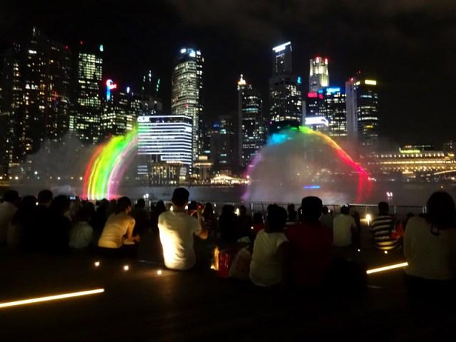 O que fazer em Cingapura: Wonder Full (Foto: Esse Mundo É Nosso)