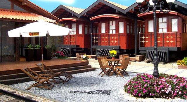 Onde ficar em Tiradentes - Trem do Imperador (Foto: Divulgação)