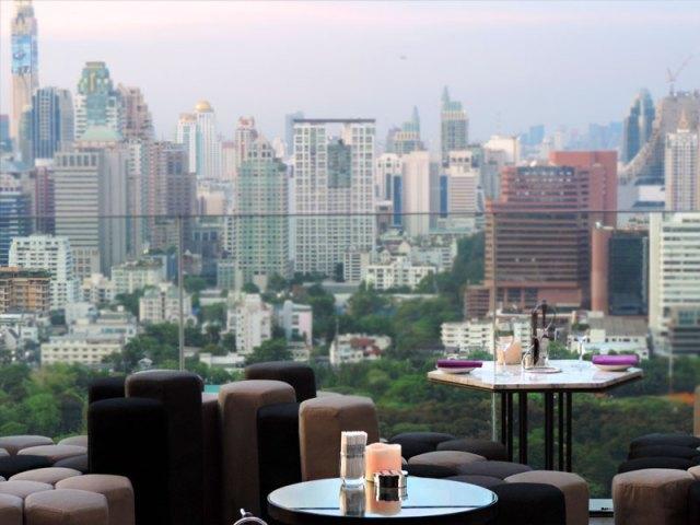Onde ficar em Bangkok: Sofitel So Bangkok (Foto: Divulgação)