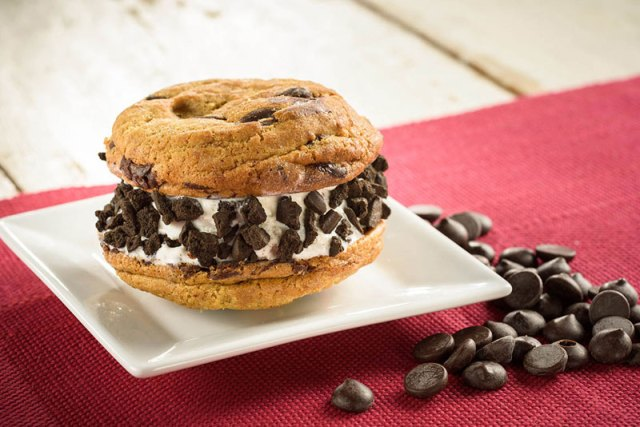 Cookie'n Ice: Sanduíche de Sorvete (Foto: Divulgação)