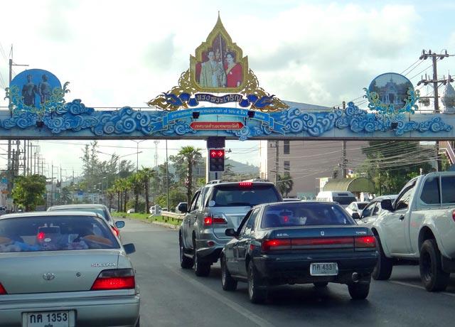 Dicas para viajar pra Tailândia: Devoção à Família Real (Foto: Esse Mundo É Nosso)