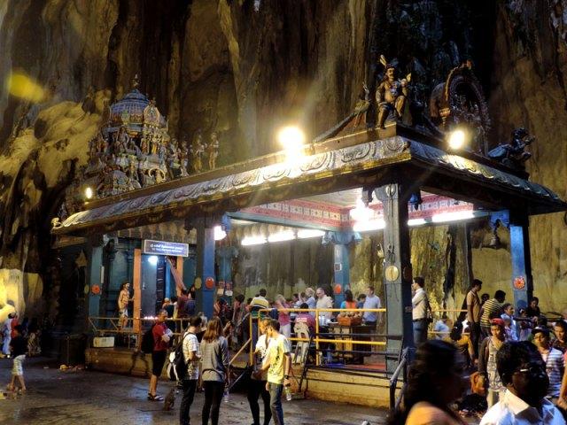 Batu Caves - Kuala Lumpur, Malásia (Foto: Esse Mundo É Nosso)