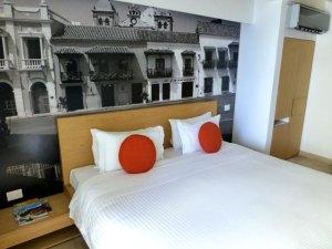 Dicas de Hotéis em Cartagena: Delirio Hotel (Foto: Esse Mundo É Nosso)