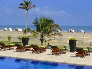 Dicas de Hotéis em Cartagena: Holiday Inn Morros