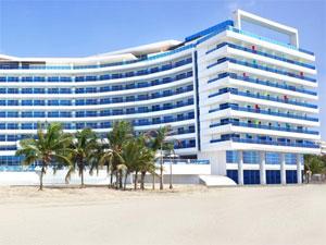 Dicas de Hotéis em Cartagena: Las Americas Torre del Mar