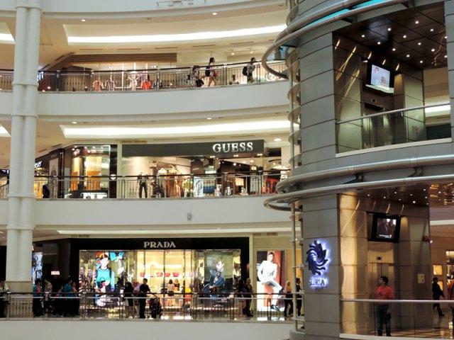 Suria KLCC: Kuala Lumpur City Centre, Malásia (Foto: Esse Mundo É Nosso)