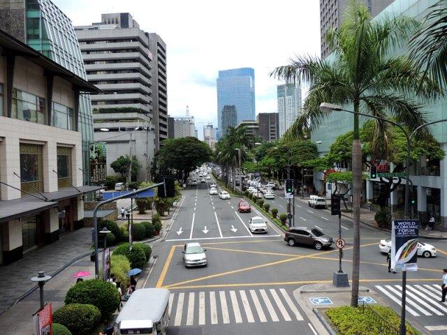 O que fazer em Manila: Greenbelt (Foto: Esse Mundo É Nosso)