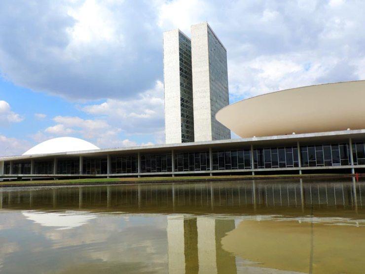 O que fazer em Brasília - Congresso Nacional (Foto: Esse Mundo É Nosso)