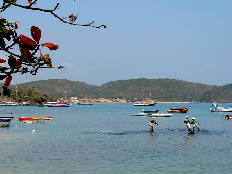 Praias de Búzios: Orla da Bardot e Armação (Foto: Esse Mundo É Nosso)