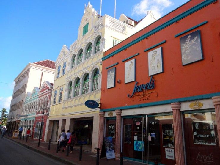 Compras em Curaçao (Foto: Esse Mundo É Nosso)