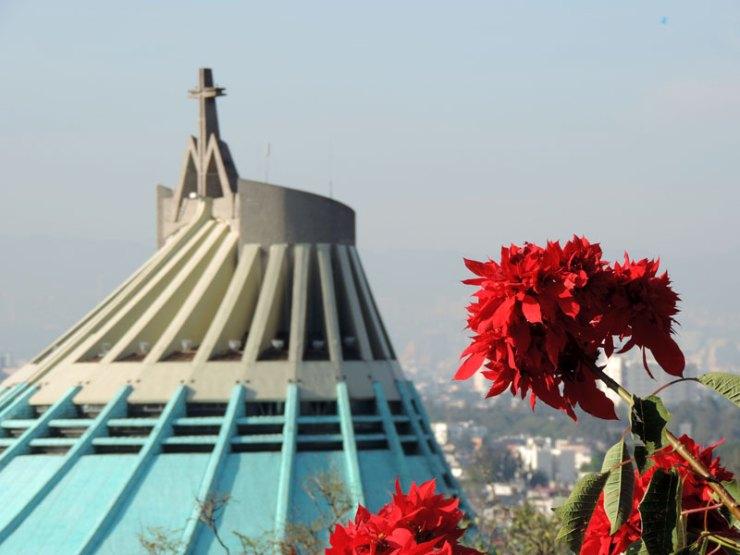Basílica de Guadalupe (Foto: Esse Mundo é Nosso)