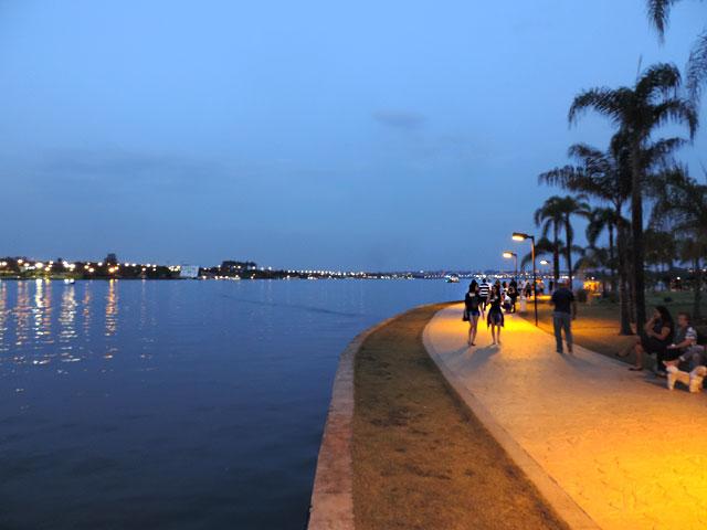 Pontão do Lago Sul, Brasília (Foto: Esse Mundo É Nosso)