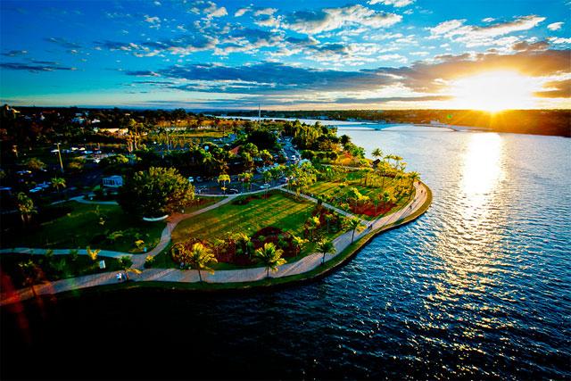 Pontão do Lago Sul, Brasília (Foto: Divulgação)