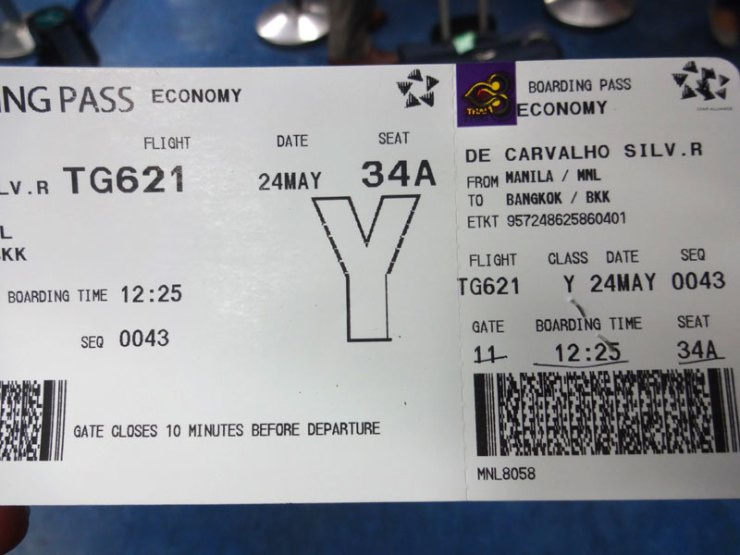Como é voar Thai Airways (Foto: Esse Mundo É Nosso)