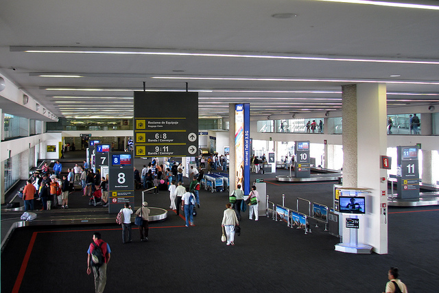 Como ir do Aeroporto da Cidade do México ao Centro