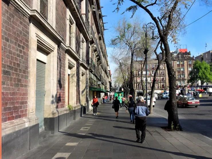 Centro Histórico da Cidade do México (Foto: Esse Mundo É Nosso)