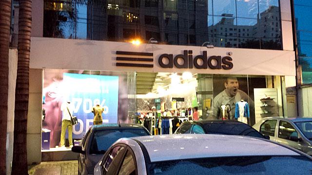 63bab29f2 Outlet Adidas em Moema