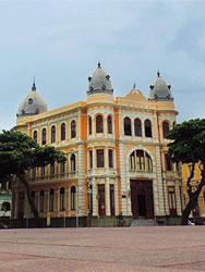 Como chegar Recife e Olinda
