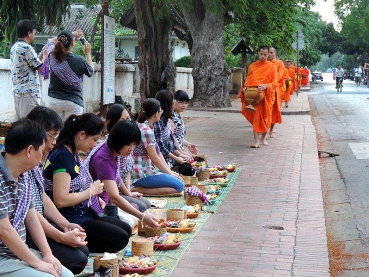 Ronda das Almas no Laos (Foto: Esse Mundo É Nosso)