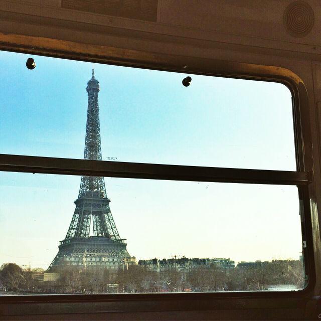 Torre Eiffel, Paris (Foto: Thais Nomelini/Esse Mundo É Nosso)
