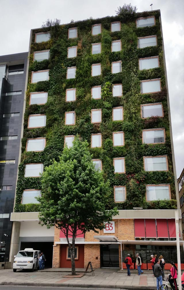 Dica de hotel em Bogotá: B3 Virrey (Foto: Esse Mundo É Nosso)