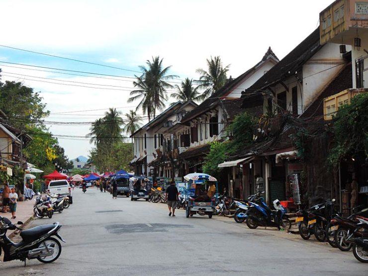 Luang Prabang, Laos (Foto: Esse Mundo É Nosso)