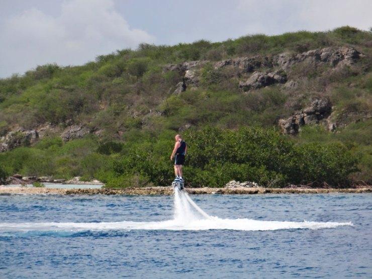 Melhores Praias de Curaçao: Jan Thiel (Foto: Esse Mundo É Nosso)