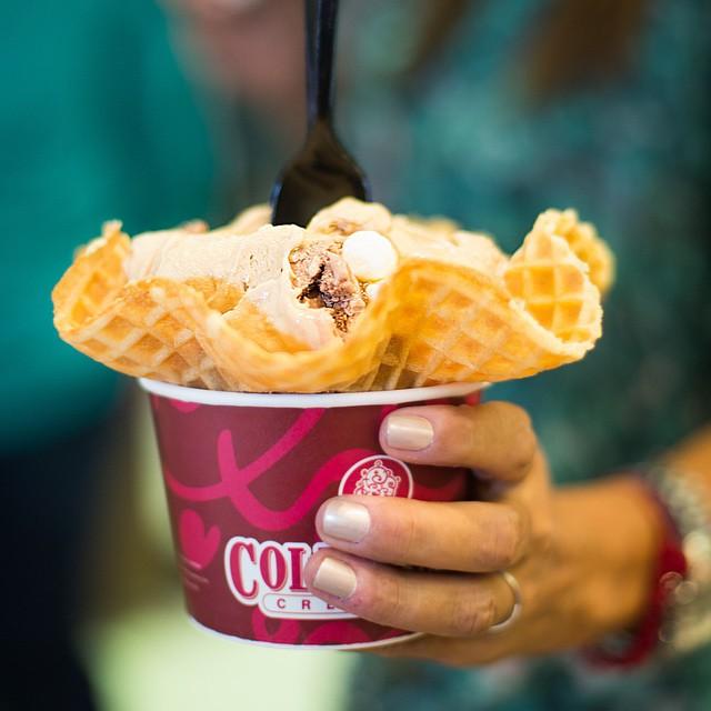 Sorveterias em São Paulo: Cold Stone Creamery (Foto: Divulgação/Instagram)
