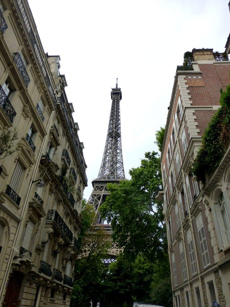 Ingresso para a Torre Eiffel (Foto: Esse Mundo é Nosso)
