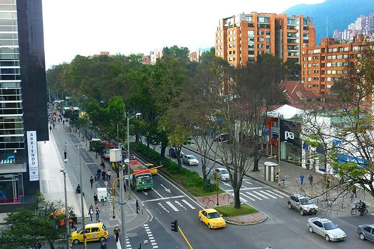 Conexão em Bogotá (Foto: Esse Mundo É Nosso)